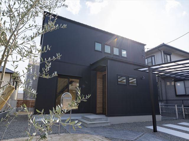 R+house iwakuni R+house kudamatsu 施工事例 外観